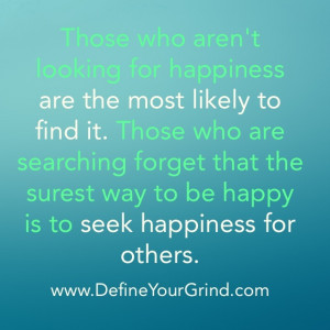 15 Great Quotes About Achieving Happiness