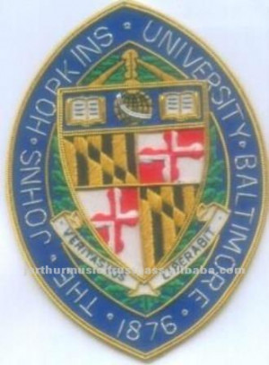 Johns Hopkins University Patches