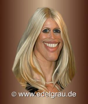 Claudia Schiffer Anna Maria