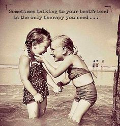 Best friends photo, black and white, 2 little girls holding hands and ...