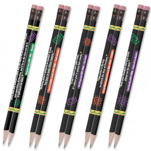 Home > Inspirational Quotations Pencil Assortment Pack
