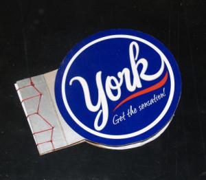 York Peppermint Patty Logo Day 55-peppermint pattie