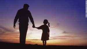 Take A Walk With Dad Today . . . And Eat All The Chocolate You Can!
