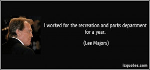 More Lee Majors Quotes