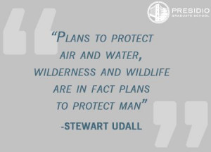 ... in fact plans to protect man stewart udall # quotes # sustainability
