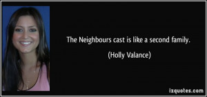 More Holly Valance Quotes