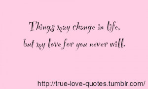 you is true my love for you is true my love for you is forever