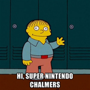 Ralph Wiggum may be the best character ever made