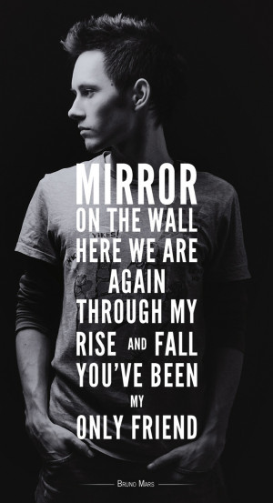 mirror by lil wayne and bruno mars