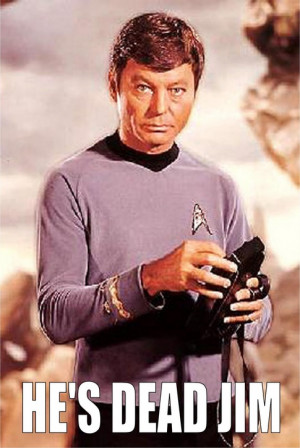 Dr. McCoy (Star Trek TOS)
