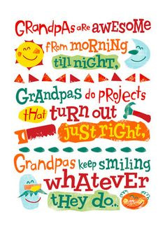 Happy Fathers Day Quotes For Grandpa