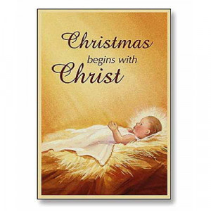 Posts related to christian christmas card sayings