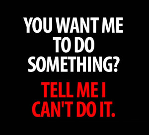 You want me to do something