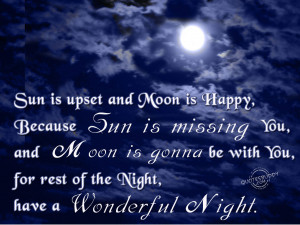 Good Night Quotes, Good Night Wishes, Night Quotes