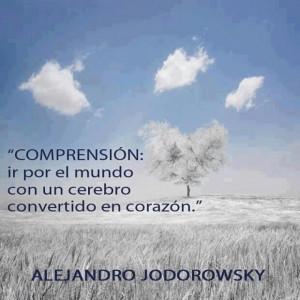... Alejandro Jodorowsky, Cita Reflexion, Quote, Cita Pensamiento, Frases
