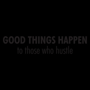 Good Things Happen Wall Quotes™ Decal