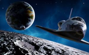 Space Shuttle Endeavour wallpaper