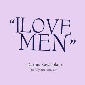 Love Black Men Quotes