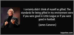 More James Cameron Quotes