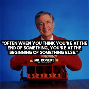 Mr. Rogers Motivational Quotes