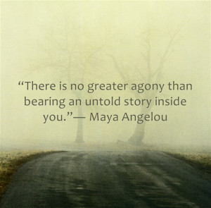 maya angelou's tumblr quotes