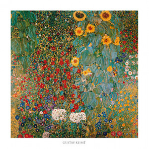 Gustav Klimt Giardino Pagna