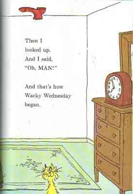 Wacky Wednesday Dr Seuss Quotes Wacky Quotes. QuotesGr...
