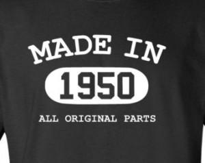 ... 65th Birthday Gift Funny Shirt Custom Personalized Birthday Present