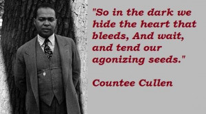 Countee cullen famous quotes 2