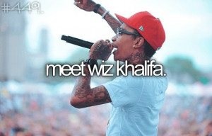 Wiz khalifa quotes about smoking