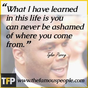 tyler perry quotes | Major Works