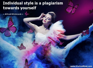 Plagiarism Quotes