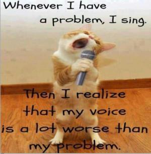 Karaoke - this pin sums it up.