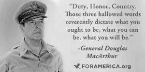 General Douglas McArthur. My papaw took orders from this man. Loved ...