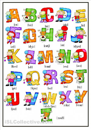 free kindergarten alphabet printables