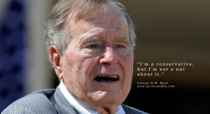 George Bush Quotes HD Wallpaper 2