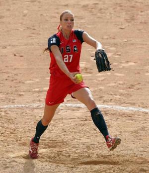 Motivational Softball Quotes Jennie Finch