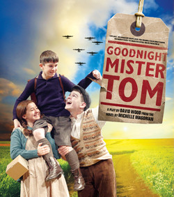 Win a family ticket to Goodnight Mister Tom at the Phoenix Theatre