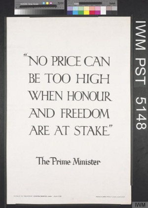 World War Quotes