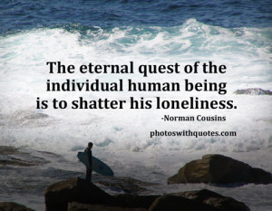 quotes on loneliness Loneliness Quotes on Pictures and
