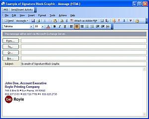 Professional Email Signature Quotes