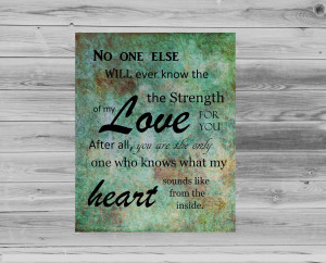 Country Western Love Quotes 8x10 love wall art country western love by ...