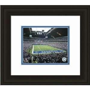 Dallas Cowboys Framed Texas Stadium Photo By Photo File