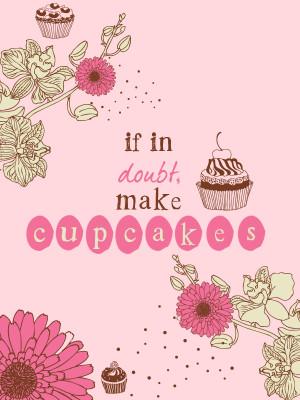 Cupcake Sayings