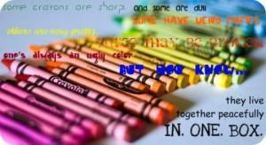 Crayon quotes