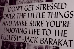 photography all time low Jack Barakat jack barakat quote
