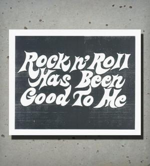 Rock n' Roll Print