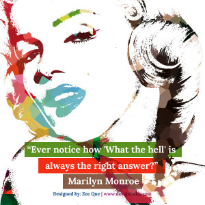30 Inspiring Famous Marilyn Monroe Quotes & Sayings About Love & Life