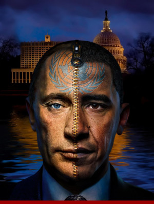 Obama vs. Putin on Ukraine: How Race Plays Into It