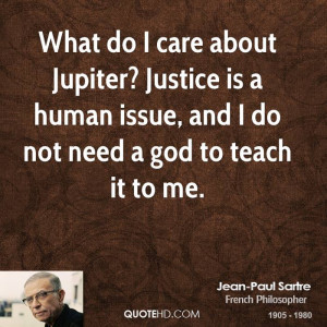 Jean Paul Sartre Quotes Philosophy